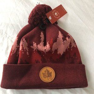 Accessories - Canadian Knit Tuck NWT
